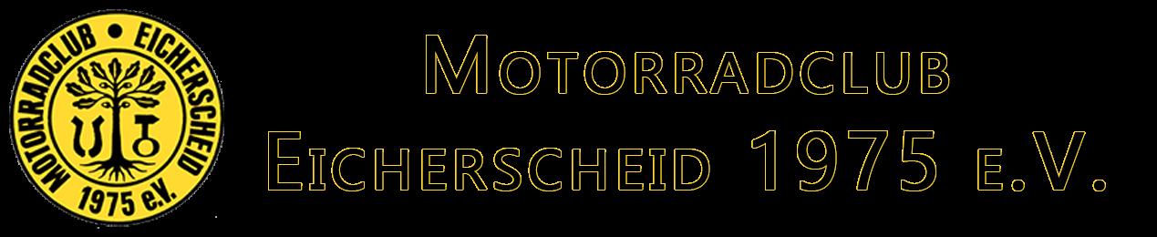 Motorradclub Eicherscheid 1975 e.V.